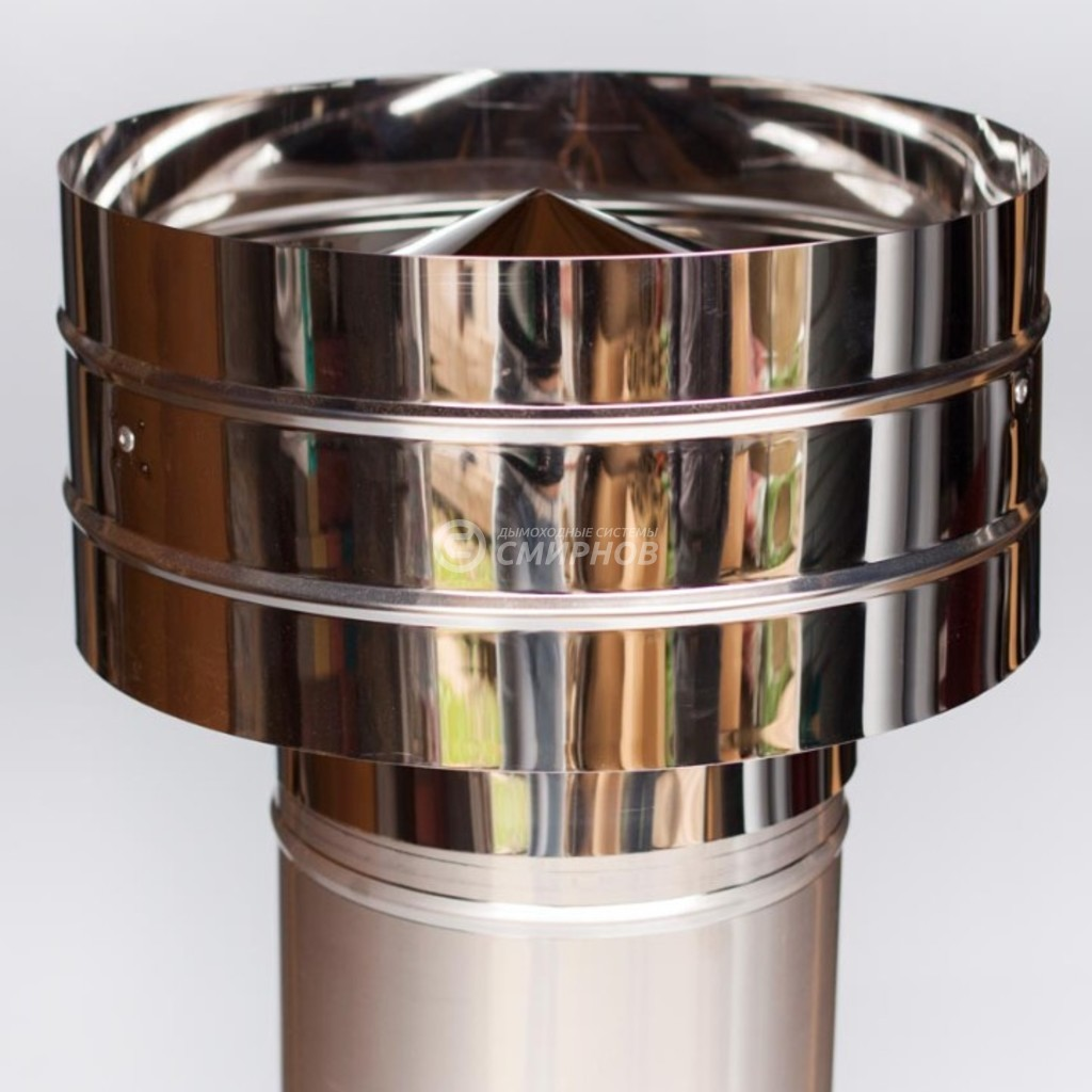 автоматической подачей фото дефлектор для промышленных дымовых труб имеет образную